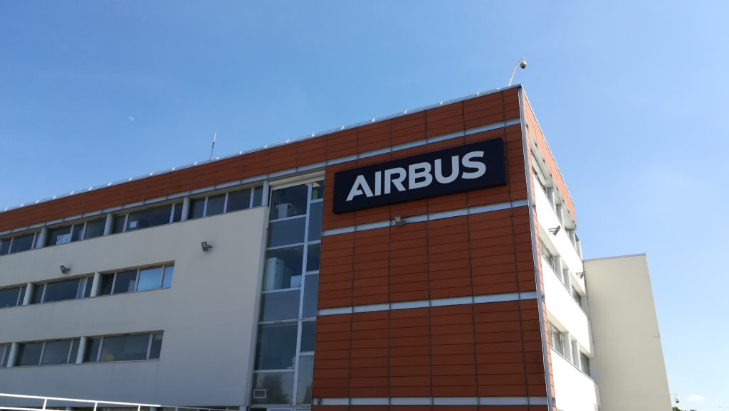 site Airbus Montoir
